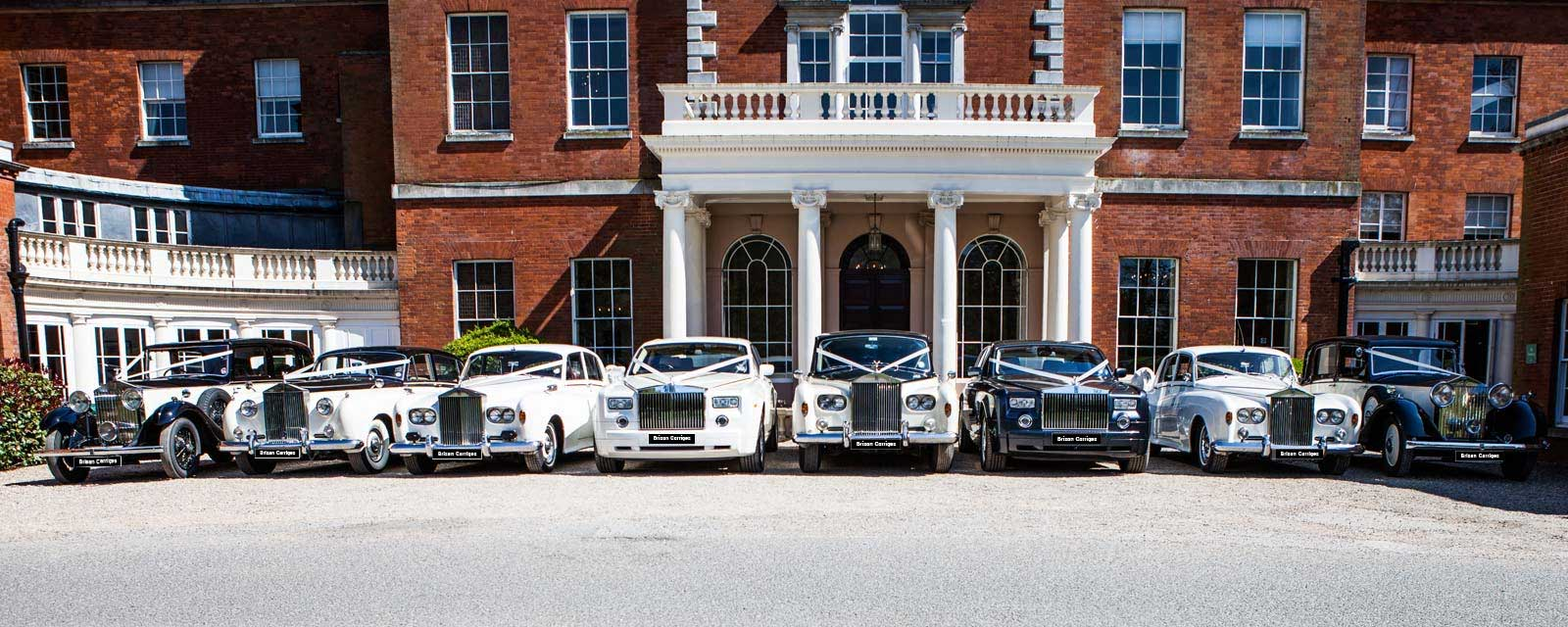 Brisan Carriages Wedding Car Hire In Hertfordshire Essex And Beyond
